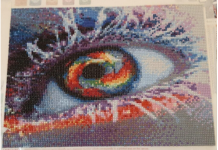 Kaliosy 5D Diamond Art - unmounted