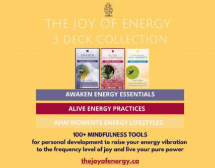 The Joy of Energy 3 Deck Collection